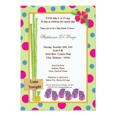 Bachelorette Party Invitations Baby Shower Invitations Baby