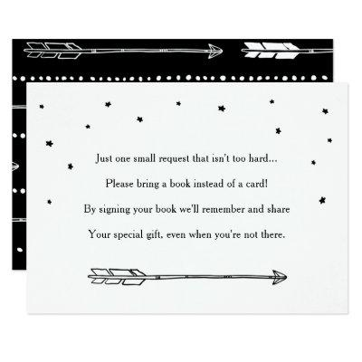 Adventure Themed Book Request Insert Cards