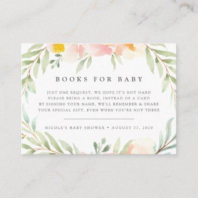 Airy Floral Book Request