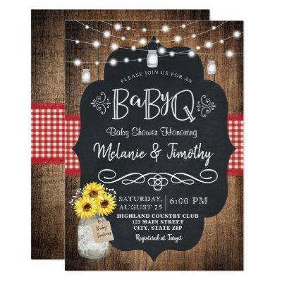 BabyQ Baby BBQ Country