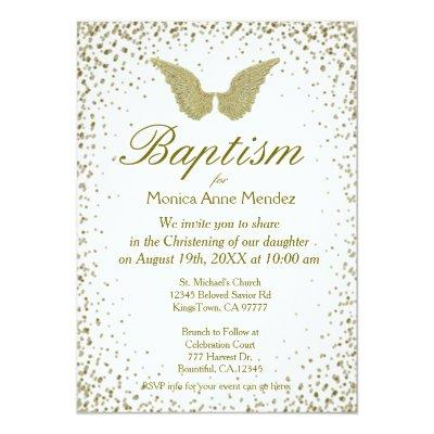 Baby Angels Baby Shower Invitations Baby Shower Invitations