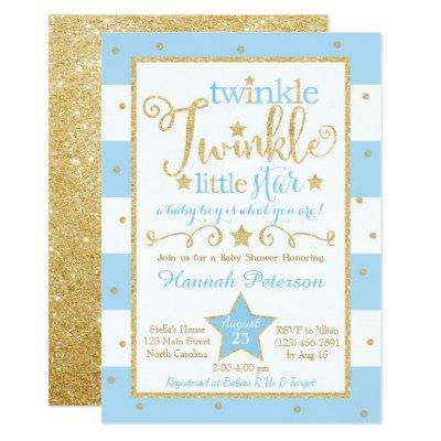 Blue Twinkle Little Star