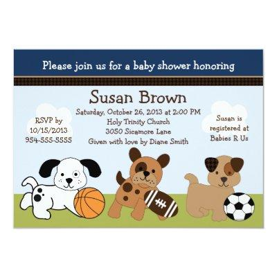 Bow Wow Puppy Dogs & Sports