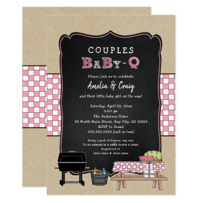 Couples Baby Q, girl BBQ