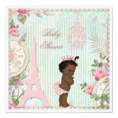 Ethnic Paris Princess Shabby Chic