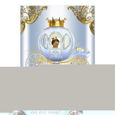 ethnic prince royal carriage prince invitations