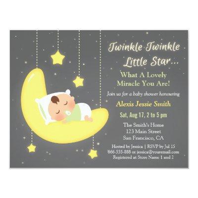Gender Neutral Twinkle Little Star