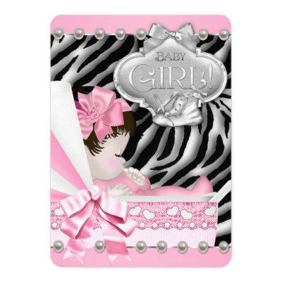 Girls Zebra