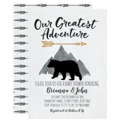 Greatest Adventure Bear