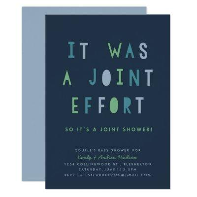 Joint Effort Couple's  Blues