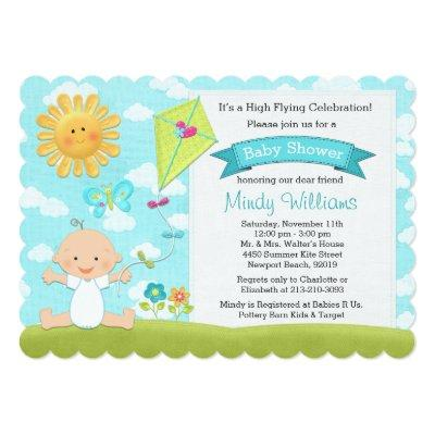 Butterfly Party Invitation Baby Shower Invitations – Butterfly Party Invitation