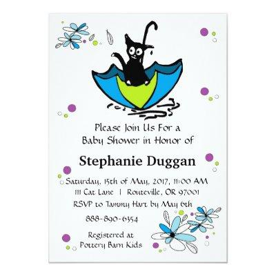 Kitten Invitations