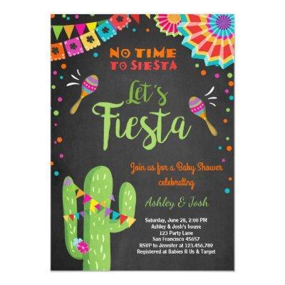 Let's Fiesta  Mexican Cactus