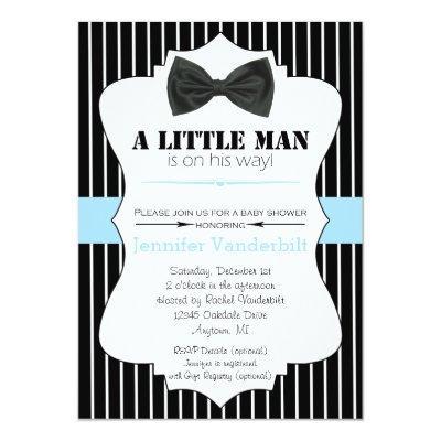 Little Man Bow Tie