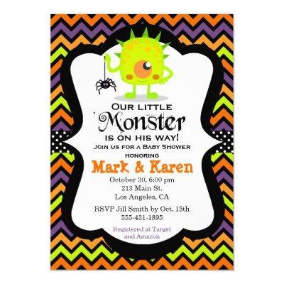 Little Monster Halloween