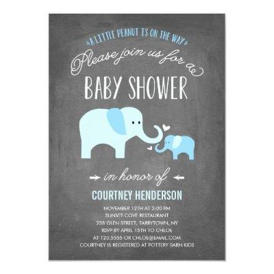 Little Peanut | Invitations
