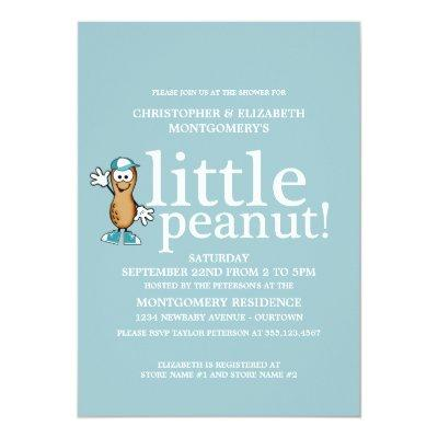 Little Peanut (Blue)