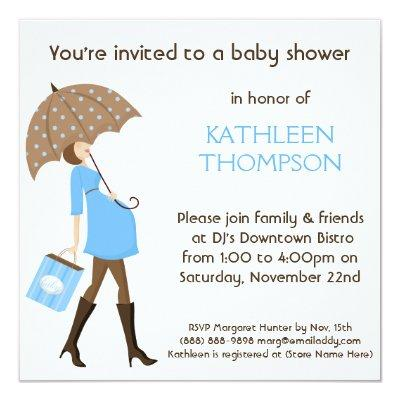 Pregnant mom be baby shower invitations baby shower invitations modern mommy baby bump boy shower party invitation filmwisefo