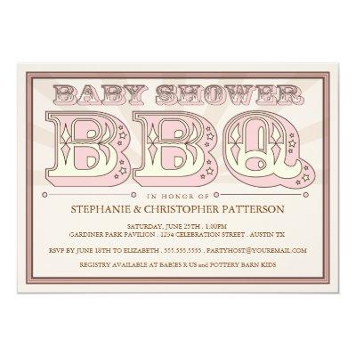 Country Western Themed Baby Shower Baby Shower Invitations Baby