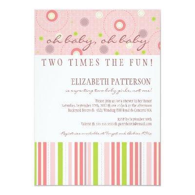Patterns of Fun Twin Girl