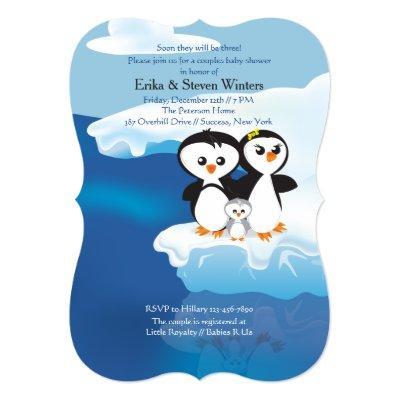 Penguin Family Couples
