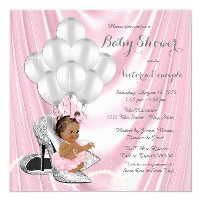 tutu baby shower girl baby shower invitations | baby shower, Baby shower invitations