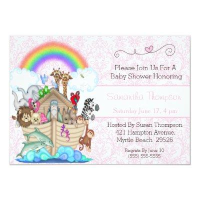 Pink Noah's Ark