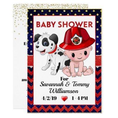 Precious Baby Shower Invitations
