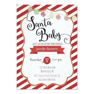 Santa Baby Holiday