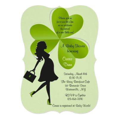 Baby On The Way Announcement Baby Shower Invitations – Baby on the Way Announcement
