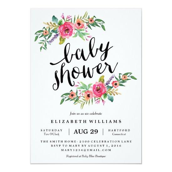 Sweetest Summer Invitations