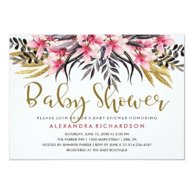 trendy baby shower baby shower invitations | baby shower invitations,