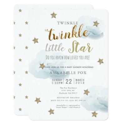 Twinkle Little Star & Cloud
