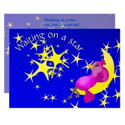 Wishing upon a star by The Happy Juul Company Invitations